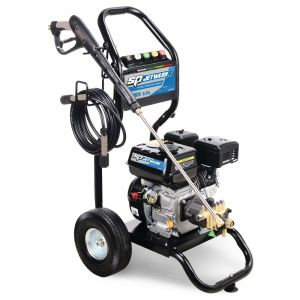 SP Tools Petrol Pressure Washer SP Jetwash 2500 PSI 9.7 LPM SP250P