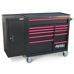 SP Tools Tool Box 11 Drawer Roller Cabinet Trolley Side Cabinet SP40162