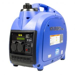 Inverter Generator 2kVA 2000W Hyundai HY2000Si Pure Sinewave Quiet Power for Camping Caravan