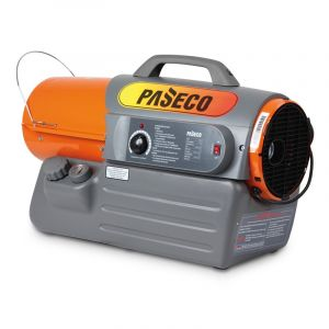 Industrial Diesel Heater Paseco IH75000 - Workshop Shed Construction Heaters
