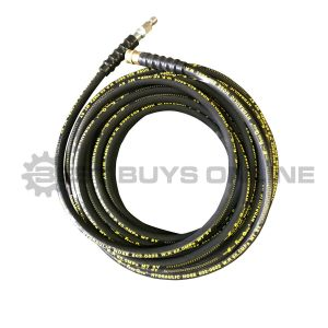 HIGH PRESSURE HOSE 20 meter Heavy Duty Braided for 7000 PSI Jet Stream Pressure Washer