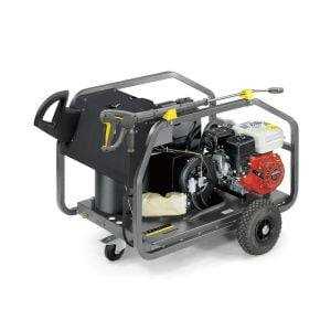 Karcher hot water high-pressure washer 2900 PSI Honda Engine motor HDS 801 B EASY!