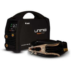 New UNIMIG TIG MMA Arc Welder DC Inverter 200 Amp IGBT Portable Welding Machine