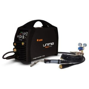 Mig Stick Inverter Welder Arc welding Unimig 175Amp Razorweld KUMJRRW175MIG with Welding gloves, Wire & Contact Tip