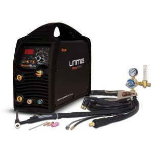 UNIMIG TIG Arc MMA INVERTER WELDER 200 AC/DC Portable DIGITAL Welding Machine