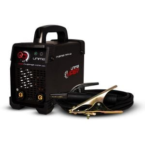 "NEW UNIMIG INVERTER WELDER TIG ARC MMA 140AMP DC w 200Amp Earth Clamp KUMJRVA140 ""Best Buys on sale"""