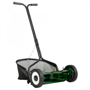 "Masport Lawn Mower Hand Mower Heavy Duty 18"" 460mm Cut 2 Year Warranty 552803"