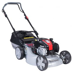 "Masport Lawn Mower Self Propelled 19"" 700 ST Briggs & Stratton 150cc 650iS InStart Engine with Lithium-ion battery"