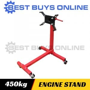 ENGINE STAND Heavy Duty 450 kg 1000 lbs Industrial Workshop Garage Cars Auto