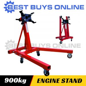 Engine Stand Folding Heavy Duty 900kg 360 degree Rotating Head 2000 lbs Car Hoist
