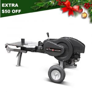 Kinetic Log Splitter 30 Ton | Get Best Deals for Black Diamond Flywheel Wood Cutter at Best Buys Online store