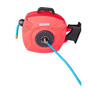 Air hose reel retractable 20 Meter garden water hose