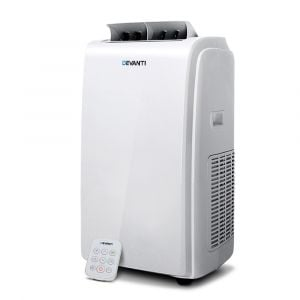 Portable Mobile Air Conditioner Fan Cooler Cooling Dehumidifier 22000 BTU 4 in 1