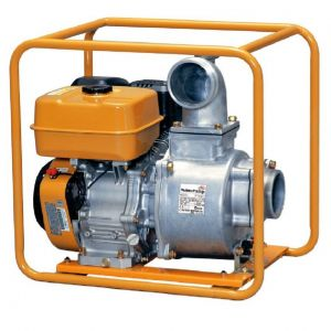 "Petrol Water Transfer Pump 4"" 9HP Engine Centrifugal High Flow 108,000L/hr"