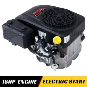Petrol Engine 18HP Electric Start Vertical Shaft Replace Honda B&S Ride on Mower