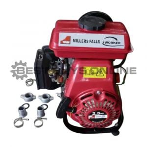 "Water Transfer Pump 1"" 1 inch 2.8 HP 4 Stroke Petrol Engine"