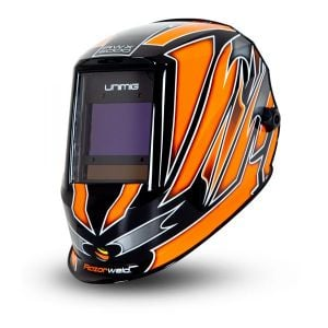 Welding Helmet Automatic Darkening UMRWWH Digital Control with True color Lens