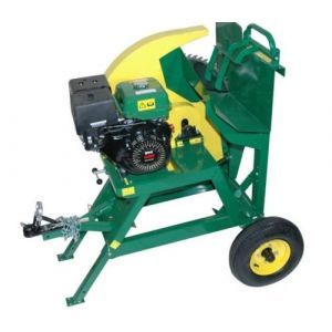 MILLERS FALLS WOOD LOG SAW TOWABLE Swing Saw 13HP PETROL Quicker than a Chainsaw Best Buys on sale