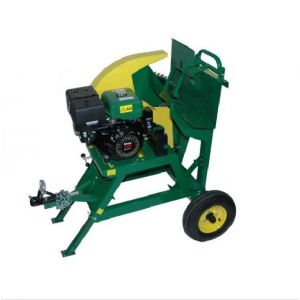Wood Log Saw Towable Saw Bench 13HP Electric start 700 mm blade swing saw