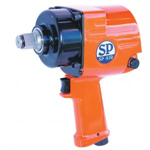"SP Impact Wrench 3/4"" Dr SP-1158M 1500Nm Max High Torque Stubby Pistol Type"