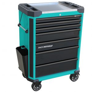 Tool Box SP42259 SP Tools Roller Cabinet 7 Drawers