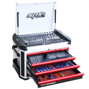 Tool box SP52506 SP Tools 7 Drawers Chest Box 230pcs Heavy Duty Tool Kit Cabinet Storage