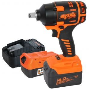 "18v Impact Wrench Kit 1/2""Dr Brushless SP81133"