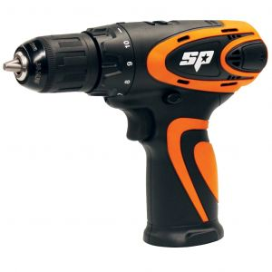 Mini Drill Driver - Skin Only 10MM Two Speed Max Drive 12V SP Tools SP81213BU