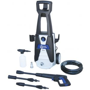 Wet Dry Vacuum Cleaner 20 L Electric Pressure Washer, Patio Clean SP2020LE Combo