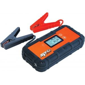 Jump Starter Car Battery Fast Charge LCD Display Ultra Capacitor w/ Case SP61074