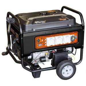 Petrol Generator 12 kVA Sine Wave 20 HP Electric Start with RCD Protection SP Industrial Generators