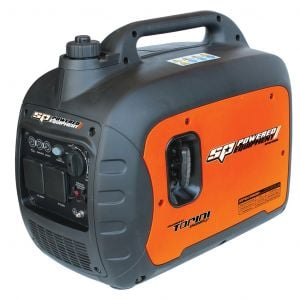 SP Inverter Generator 2500 W Super Quiet, Portable for Camping SPGi3000