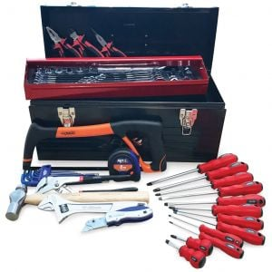 TOOL BOX 888 SERIES STARTER TOOL KIT - 66 pieces T850090