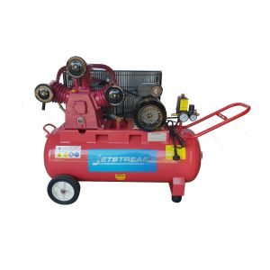 Jetstream Belt Drive Air Compressor 3 HP 14 CFM 50 Litre tank 115 PSI, cast iron pump 3 piston cylinders