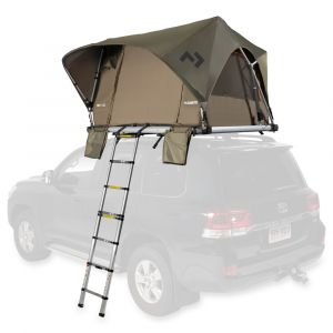 Roof top tent Dometic TRT140M for 4WD, Camping included ladder for easy access