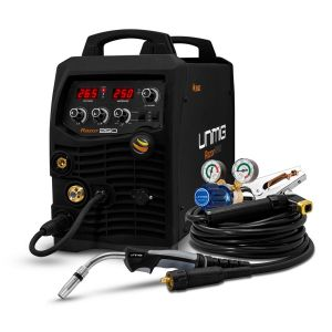 UNIMIG MIG TIG MMA Inverter Welder Arc 250 Amp DC IGBT Welding Machine