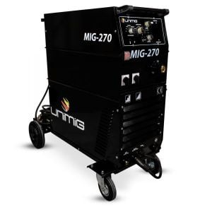 UniMig 270AMP COMPACT MIG WELDER POWERFUL HIGH DUTY CYCLE 70% @ 250Amps KUM270