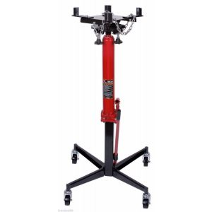 TRANSMISSION JACK 1000 lbs 454 kg Telescopic Design Tall Jack Stand