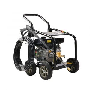 HIGH PRESSURE WASHER 4800 PSI 10HP Petrol 4-stroke Engine with 20M HOSE