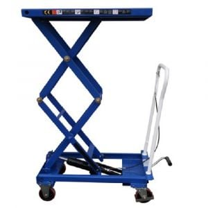 Double Scissor Lift Table Cart Lift 500 - 800kg