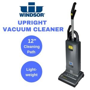 Windsor Vacuum Cleaner Upright Carpet Cleaning SENSOR XP 12 - XP 15 - XP 18