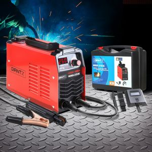 Portable Stick Arc DC Inverter Welder Metal Welding Machine 250 Amp
