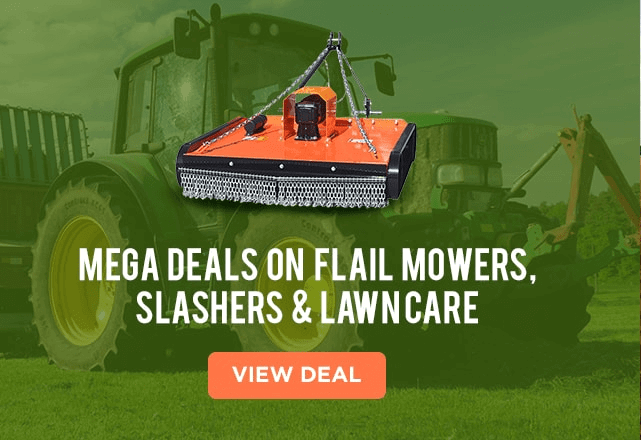 Mowers - Slashers & Lawn Care